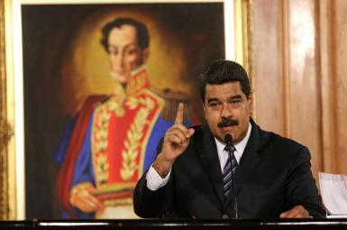 نیکلاس مادورو