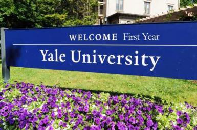 دانشگاه معروف ییل در آمریکا