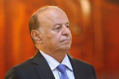 عبدربه منصور هادی رئيس جمهور قانونی یمن