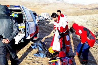نیروهای هلال احمر ایران