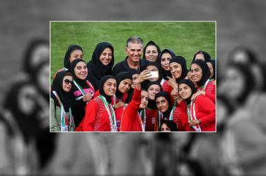 کیروش: سیاست عدم ورود زنان ایرانی به ورزشگاهها باید تغییر کند