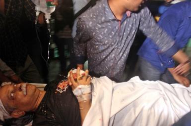 حمله به دکتر ظفر اقبال نویسنده معروف بنگلادشی در شهر سیلهت