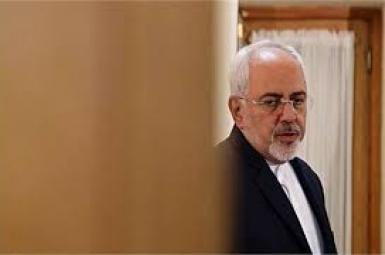 Foreign minister Mohammad-Javad Zarif. Undated photo