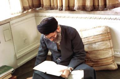 زندگی آیتالله خامنهای