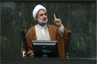 Mojtaba Zolnour (Zonnoor), chairman of parliament's national security and foreign affairs committee. FILE