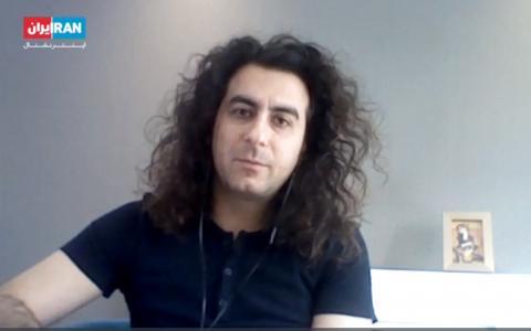 بردیا تقیپور نوازنده و خواننده ایرانی
