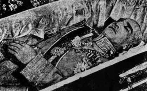 پیداشدن مومیایی رضاشاه در شهرری