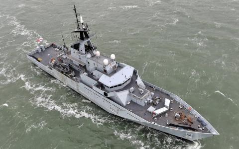 HMS Mersey
