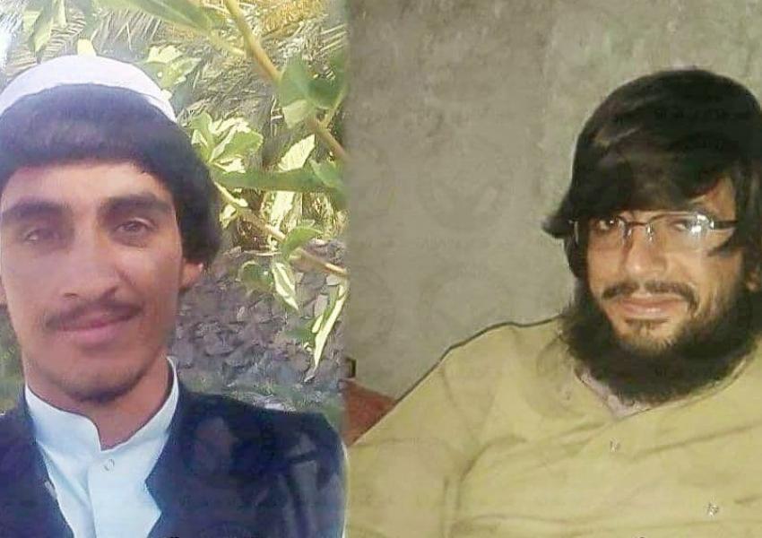 حسن دهواری، الیاس قلندرزهی و امید محمودزهی در زاهدان اعدام شدند | ایران  اینترنشنال