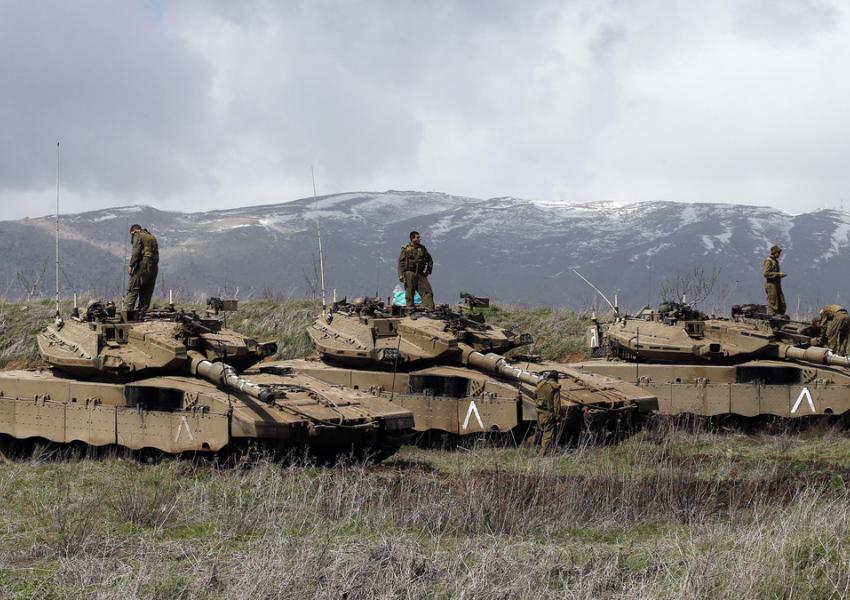سوریه و اسرائیل