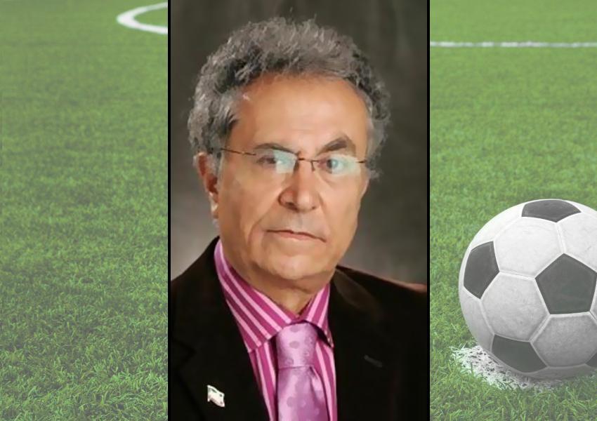 ایرج ادیب زاده، روزنامه نگار و مفسر ورزشی