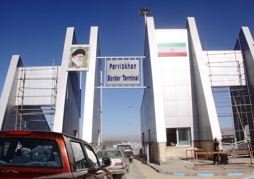 مرز پرویزخان بین ایران و کردستان عراق