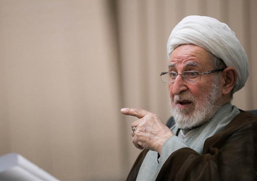 محمد یزدی،  عضو فقهای شورای نگهبان