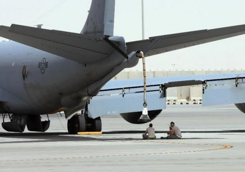 پایگاه نظامی آمریکا در قطر