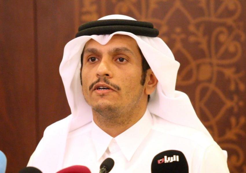 محمد بن عبدالرحمن آل ثانی، وزیر خارجه قطر