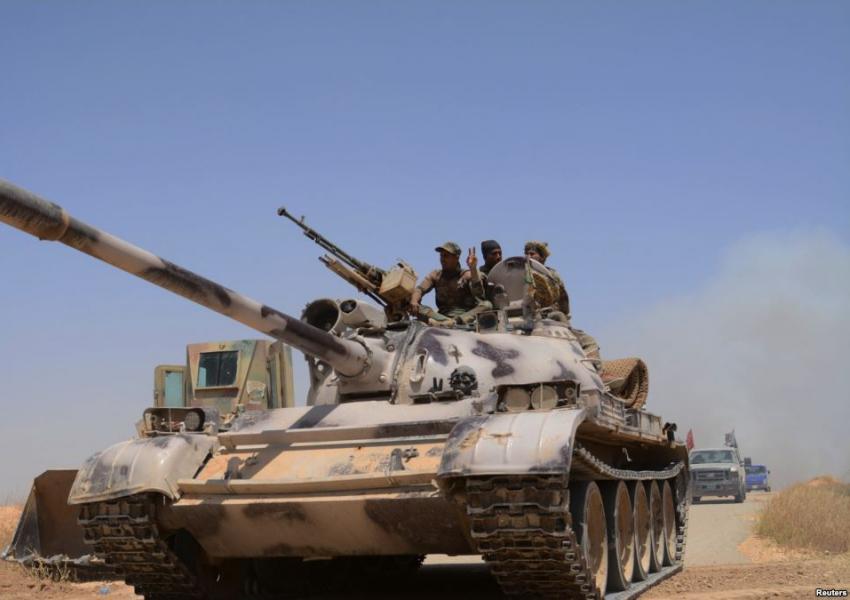 شبهنظامیان عراقی