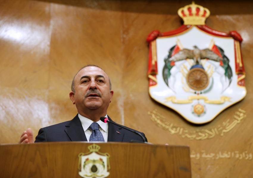 مولود چاووش اوغلو، وزیر امور خارجهی ترکیه