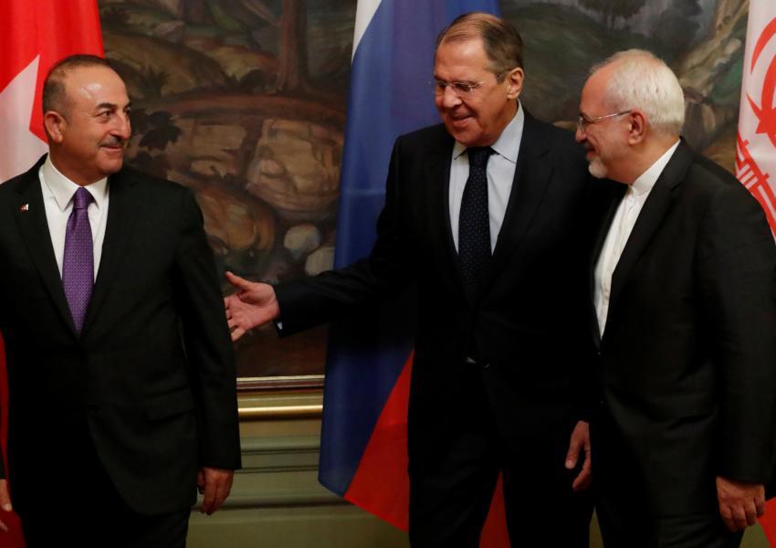 دیدار سهجانبه روسیه، ترکیه و ایران