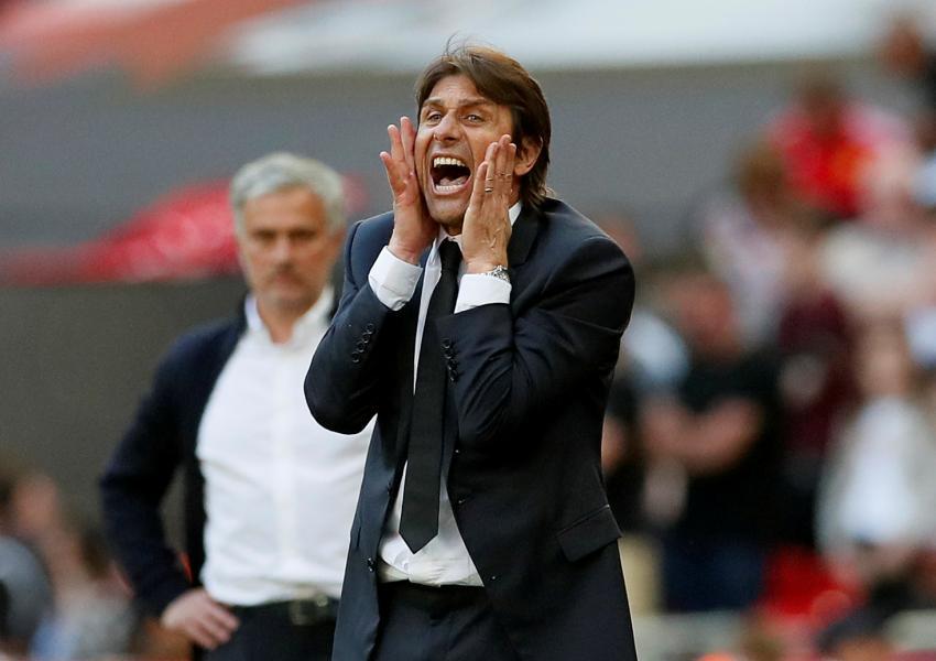 آنتونیو کونته، مربی پیشین تیم فوتبال چلسی