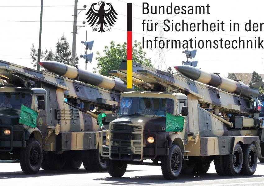 هشدارسازمانهای امنیتی آلمان به کمپانیهای صنعتی