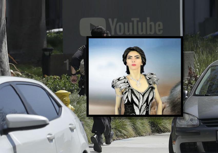 یک زن ایرانیتبار شرکت یوتیوب را به گلوله بست
