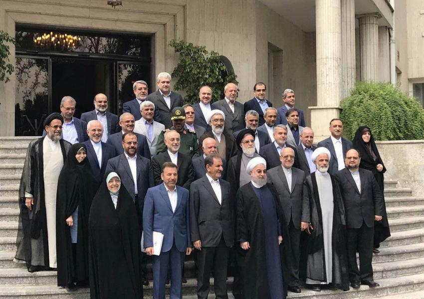 دولت روحانی: