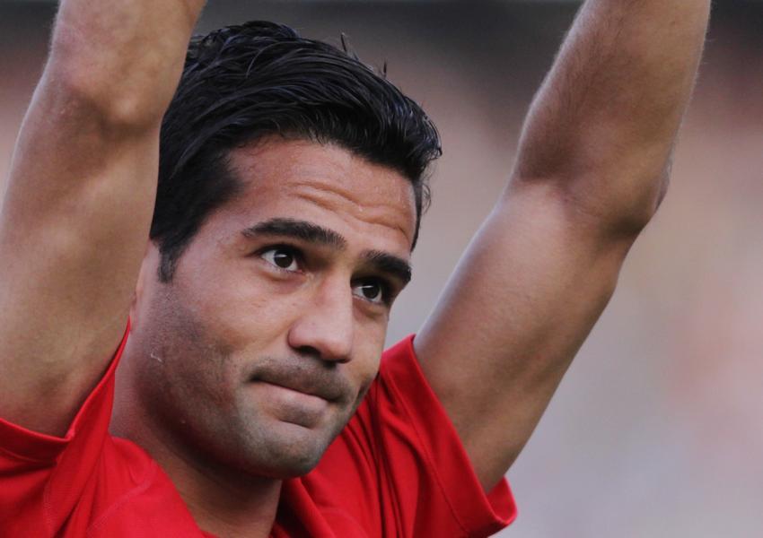 مسعود شجاعی، کاپیتان تیمملی فوتبال ایران