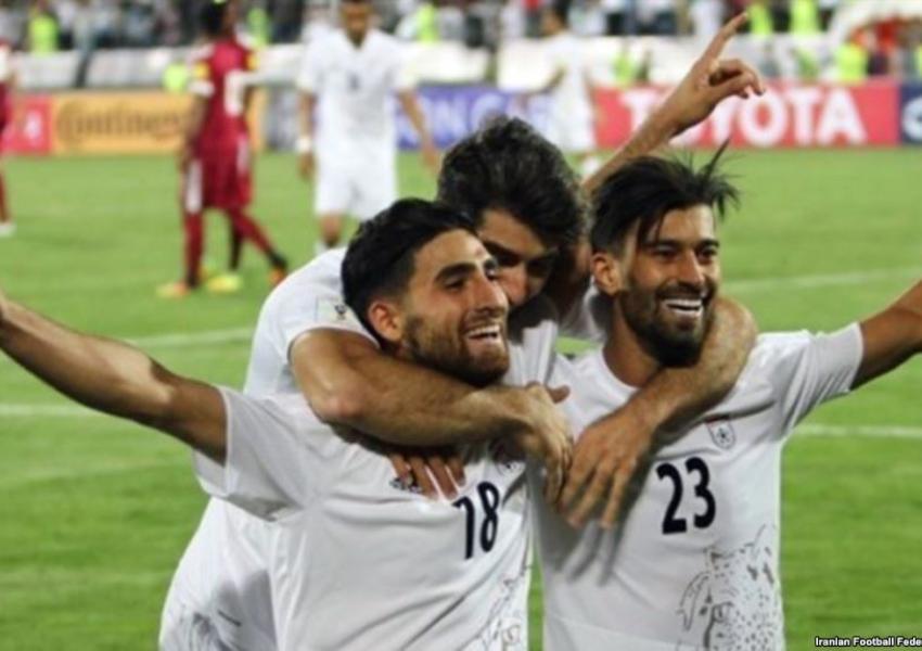 پیروزی ایران مقابل ونزوئلا