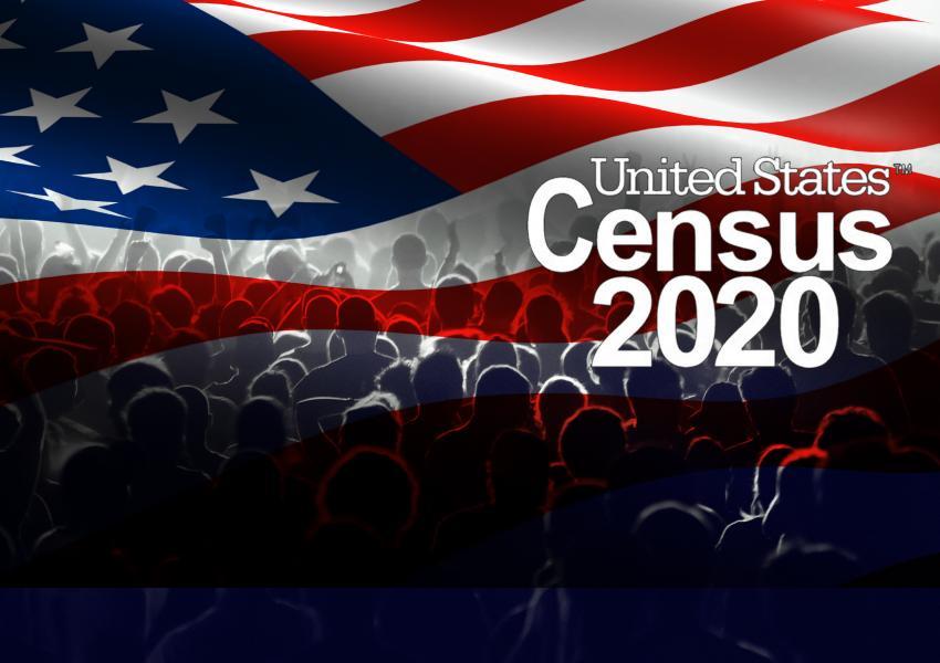 سرشماری ۲۰۲۰ آمریکا