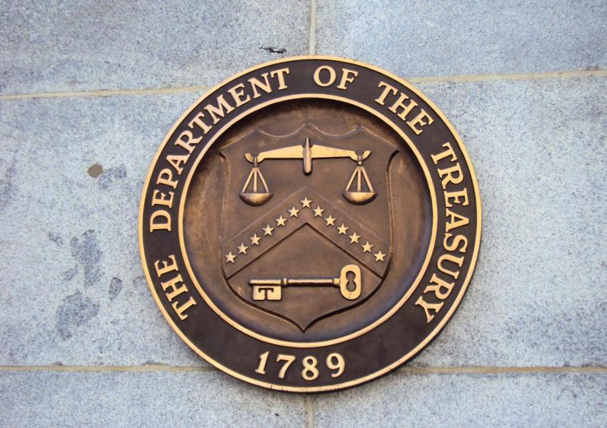 وزارت خزانه درای آمریکا