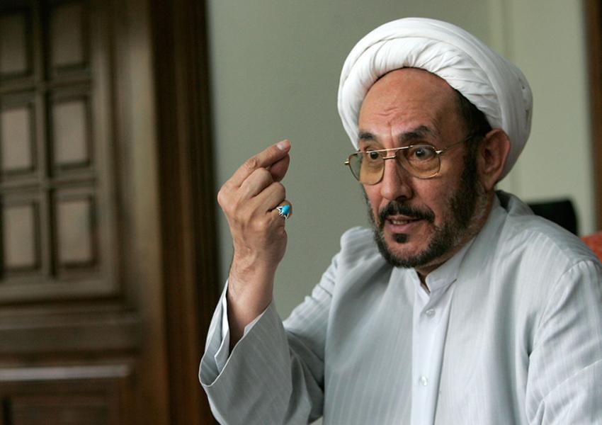 علی یونسی، مشاور رئیس جمهوری