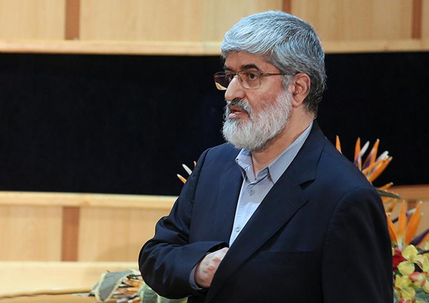 علی مطهری نائب رئیس مجلس شورای اسلامی