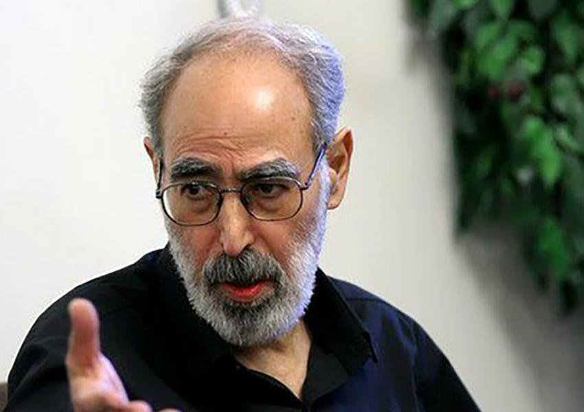 Abolfazl Ghadyani, a former revolutionary who has turned against Iran's Supreme Leader