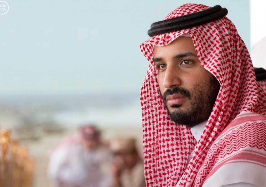 محمد بنسلمان ولیعهد عربستان سعودی