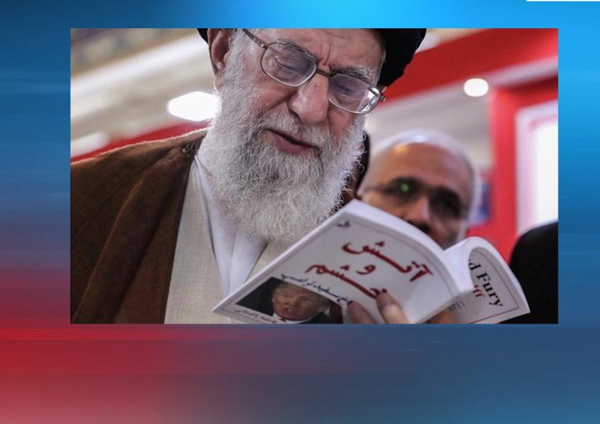 جنجال بر سر توئیت خبرنگار سیانان در «خوشآمدگویی» به خامنهای
