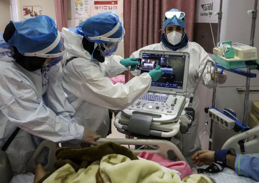 در خراسان شمالی بیش از 320 نفر از مبتلایان به کرونا بستری شدهاند