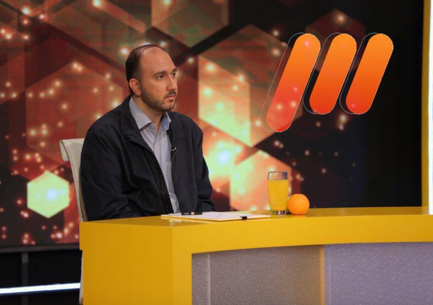 علی فروغی، مدیر شبکه سوم سیما
