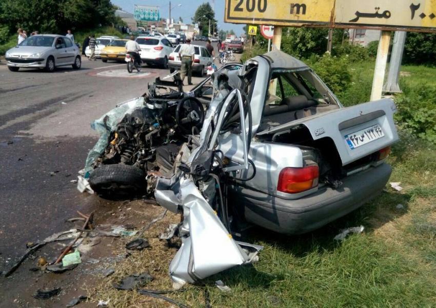 سفر نوروزی با مرگبارترین خودروی ایران