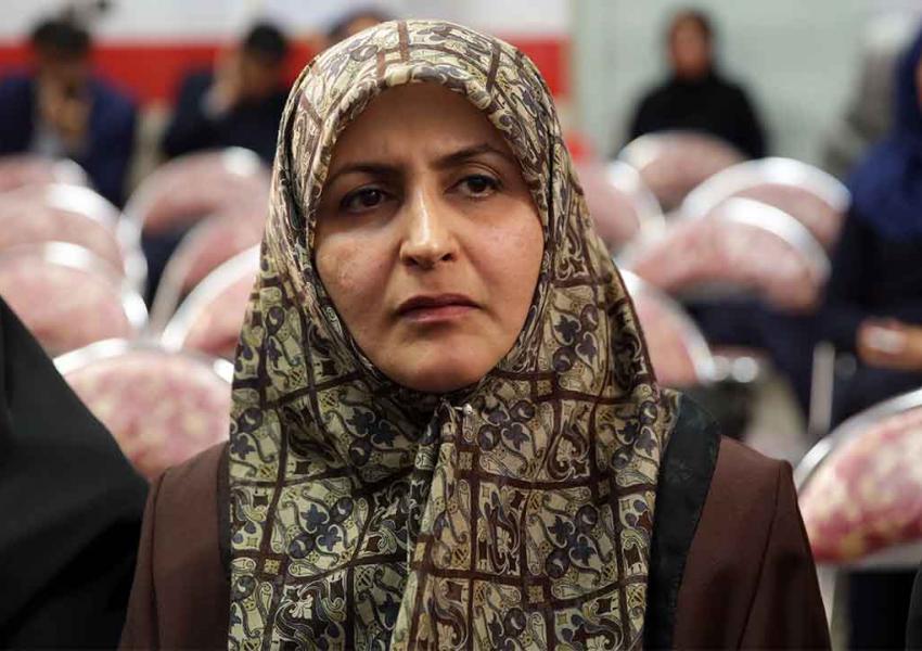 طیبه سیاوشی، عضو فراکسیون زنان مجلس شورای اسلامی