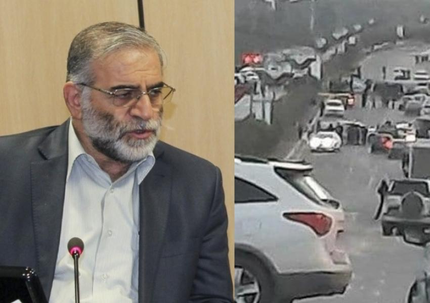 Iranian nuclear scientist Mohsen Fakhrizadeh was assassinated near Tehran.