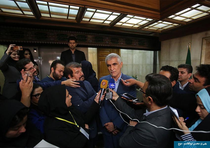 محمدعلی افشانی، شهردار تهران