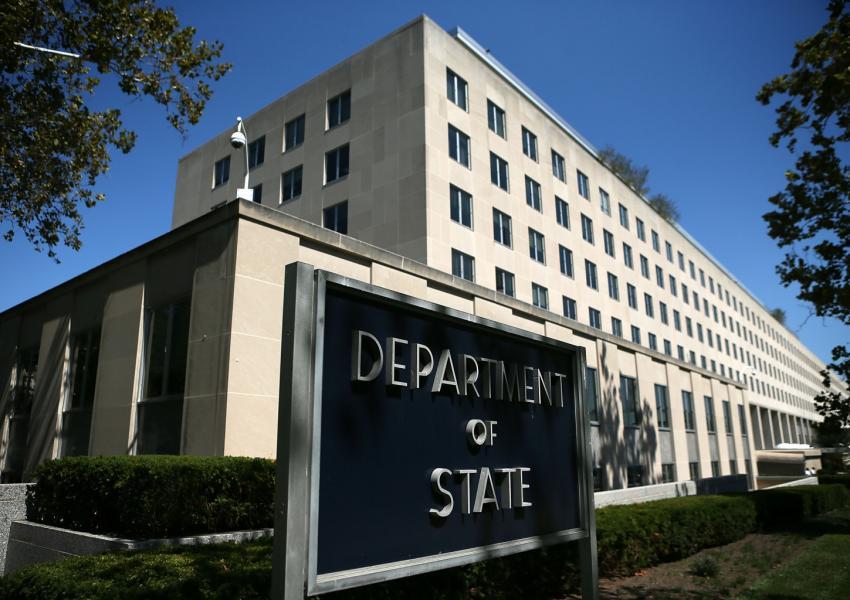امور خارجهی آمریکا
