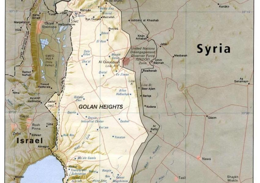 سوریه اسرائیل