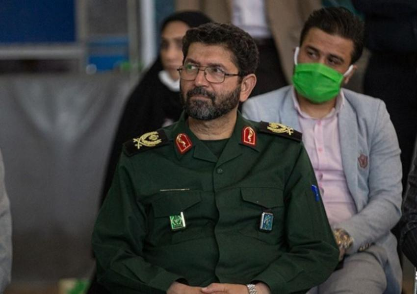 Hassan Hassanzadeh appointed as commander of IRGC in greater Tehran. November 23, 2020