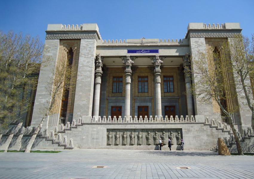 وزارت امورخارجه