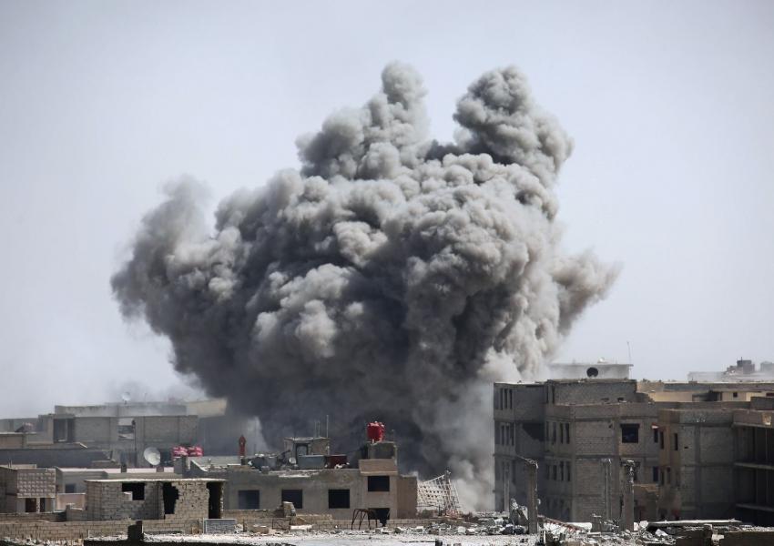 انفجار در غوطه شرقی