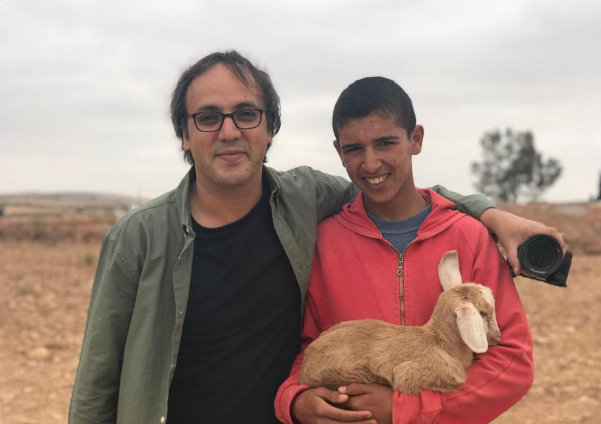 مراكش، قصه عبدالمجيد