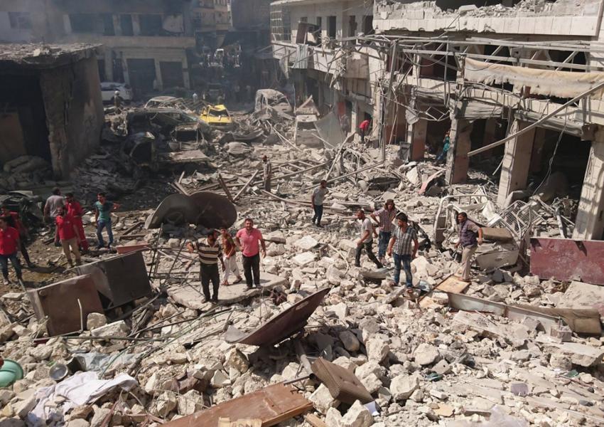 عملیات در ادلب