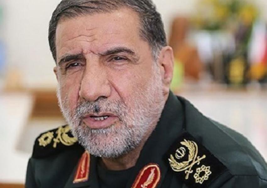 Esmail Kowsari, a senior IRGC officer. FILE PHOTO