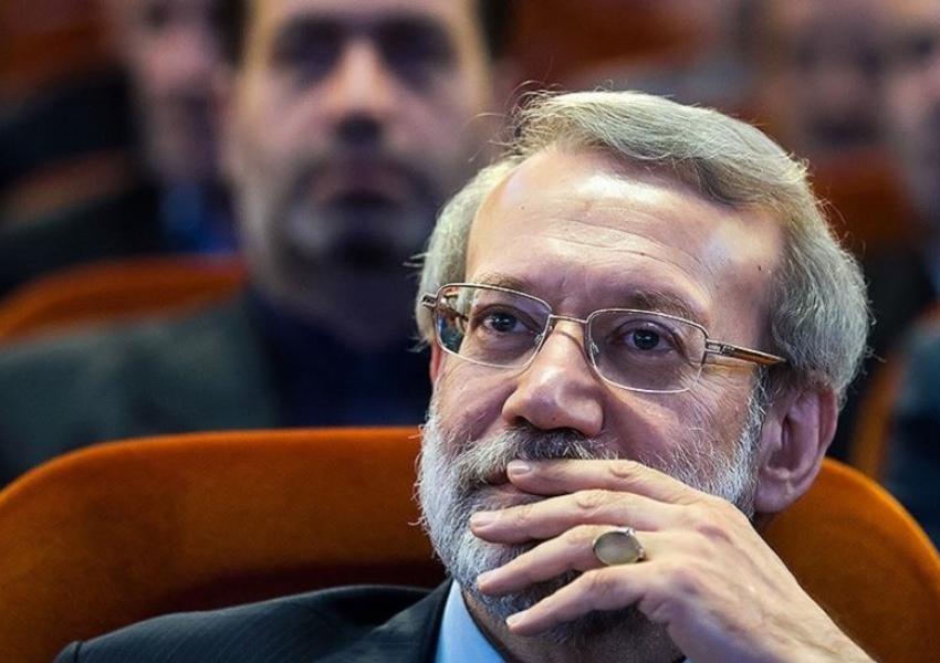 Former Speaker of Iran's parliament, Ali Larijani. FILE